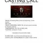 Empire Casting Call!